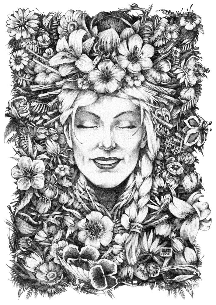 Flowers delirium
